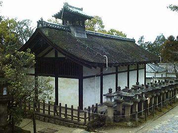 春日大社の酒殿(さかどの)