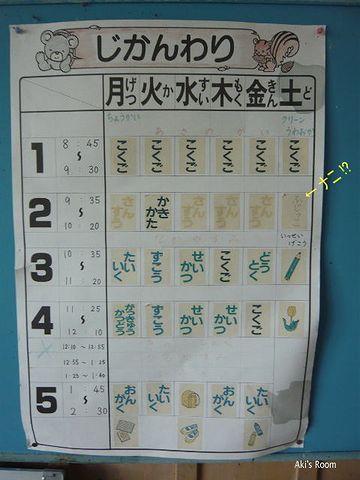 平成13年3月に廃校になった上岡(うえおか)小学校(茨城県久慈郡大子町)