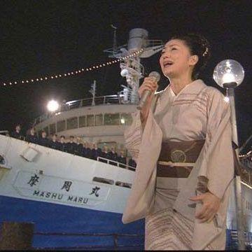 ♪上野発の夜行列車降りた時から~