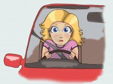 運転するだけでいっぱいいっぱいなのじゃ