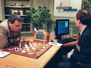 チェスなんか、世界チャンピオンにパソコンが勝っちゃうんじゃないの?