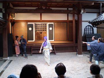 日光江戸村です。今度は、ここに行ってこようかな。
