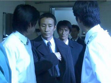『相棒 season3』新春2時間スペシャル『潜入捜査~私の彼を捜して!(2005年1月5日)』より