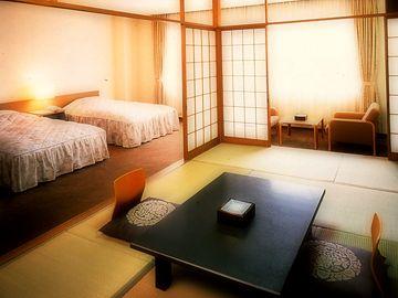 「杉乃井ホテル」2名様で♪広~い和洋室プラン