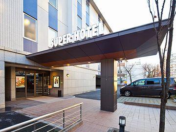 わたしが泊まった『スーパーホテル東京亀戸』