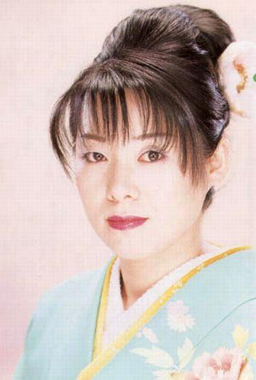キングレコード所属の民謡歌手・恩地美佳さん