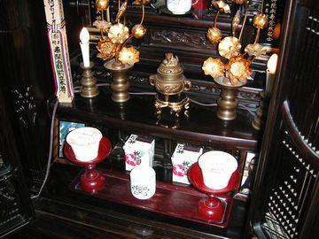 わが家の仏壇