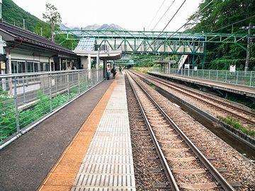 現在の『土樽駅』