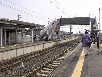 JR飯田線『小坂井駅(愛知県豊川市)』