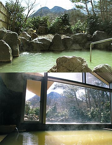 「ホテル花山酔」お風呂