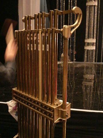 チューブラーベルという楽器