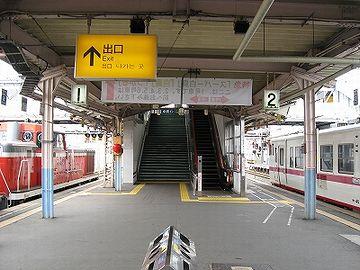 新潟駅とそっくりです。やっぱ駅には、昭和の風情が似合います。