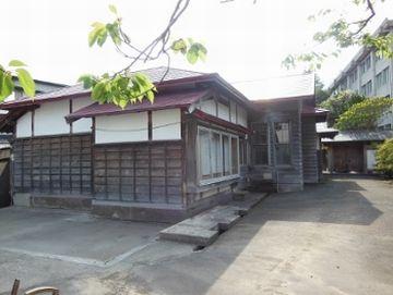 『疎開の家』