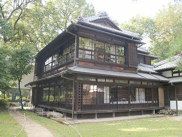 『西川家別邸』