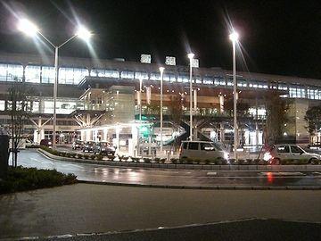 新潟駅南口