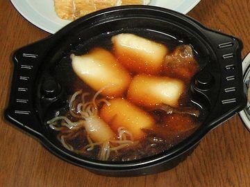 『きりたんぽ鍋』のお味