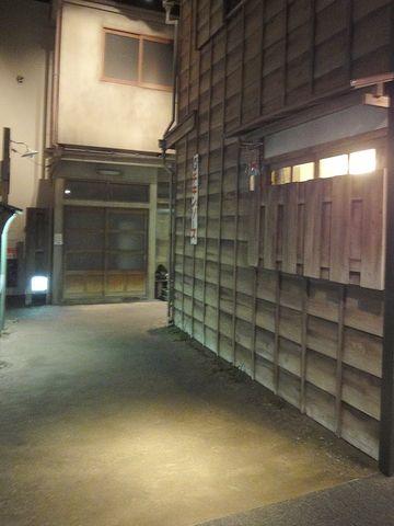 昭和41年頃の復元家屋