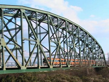 こういう鉄橋なら、渡ってることがわかるんですけどね