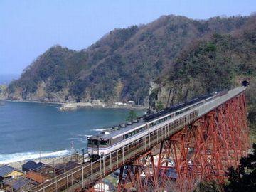 日本海が真ん前にあるんですよ