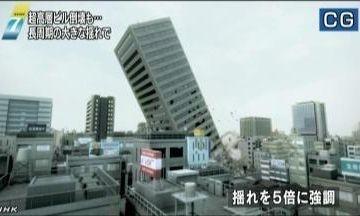 大地震があったときのことを考えると