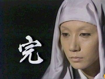 岩下志麻さん演じる北条政子