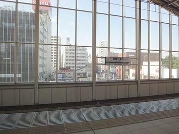 『武蔵小金井駅』