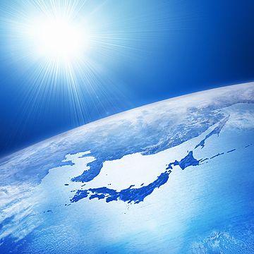 日本の川の流域面積をすべて足すと、日本の面積になるわけか