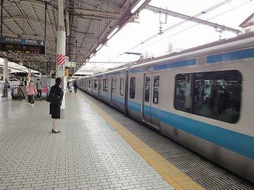 京浜東北線です