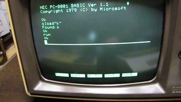 これは、PC-8001という機種