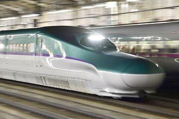 H5系の北海道新幹線