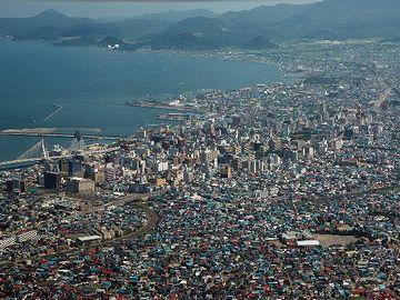 どう見ても、新潟市より都会に見える