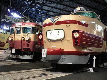 昨年は、大宮の『鉄道博物館』でした
