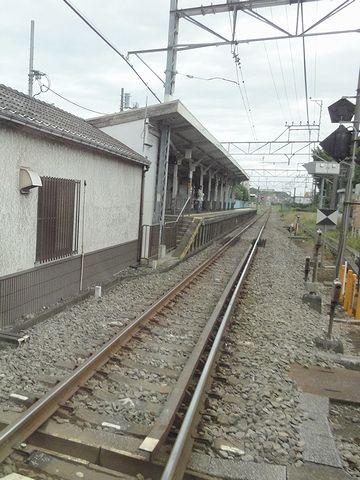 青梅街道駅