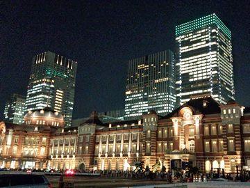 『東京』、17:08着