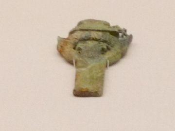 家形飾環頭柄頭
