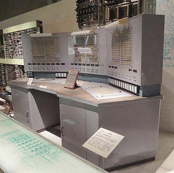 日本初のリレー式計算機