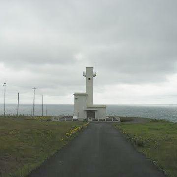 チゴキ崎灯台です