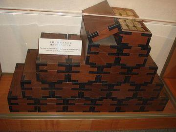 千両箱は三億円