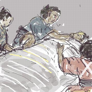 江戸時代は、死病だったみたいだよね