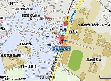 慶応大学の教養課程があるところですね