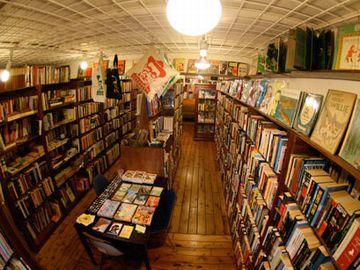 図書館や書店に行くと、そうなる人がいるって云いますよね