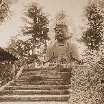 大仏殿が撤去