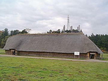 大型竪穴式住居