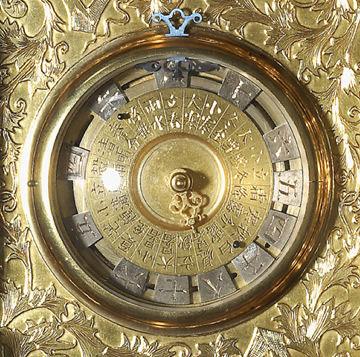 嘉永4(1851)年、田中久重が製作した万年時計