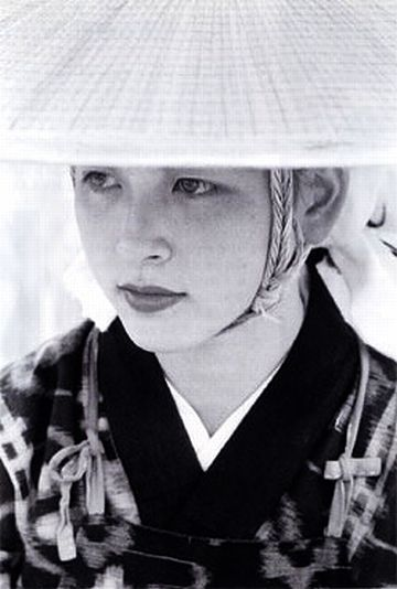 1953年(昭和28年)、木村伊兵衛撮影