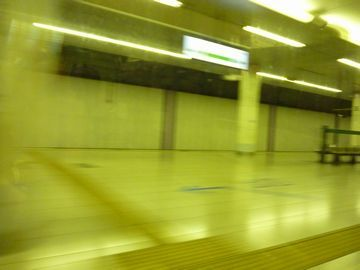 『上野駅』を通過