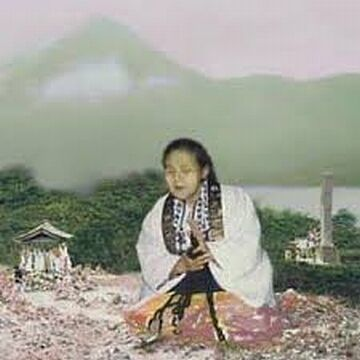 恐山に満ち満ちる霊媒の気