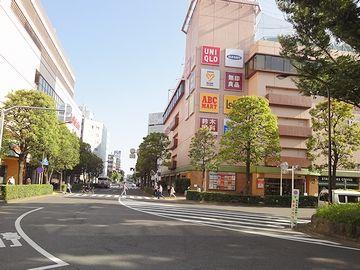 『武蔵境駅』を定刻に出発です