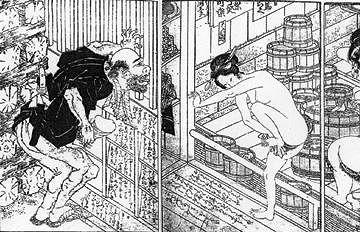 """""""出歯亀""""の渾名をもつ池田亀太郎"""