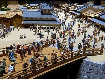 両国の『江戸東京博物館』